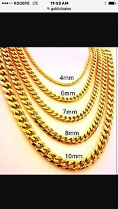 Looking for a nice real 10k gold chain
