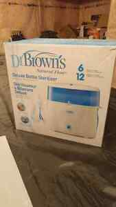 Dr. Browns electrical steam sterilizer