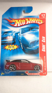 HOT WHEELS AMG MERCEDES CLK DTM DIECAST CODE CAR FIRM