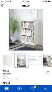 IKEA Billy Bookcase in Good Condition