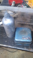Back packing Stove with Bottle