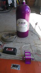 Systeme de Nitro Zex