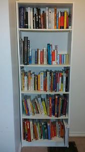 $75 OBO All books on shelf... And the shelf if you'd like