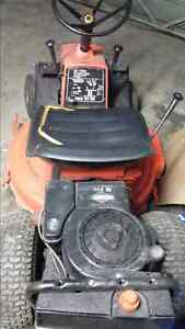 Riding lawnmower. Works great. $180 firm