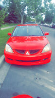 2005 Mitsubishi Lancer Ralliart beautiful must go !