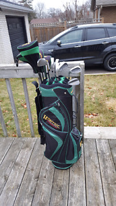 Demo Left Full Set of Clubs