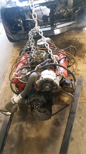 Olds complete engine  350 Rocket with trany