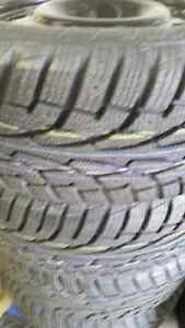 2013 - 2017 FORD ESCAPE WINTER RIMS + TIRES **NEW** London Ontario image 2