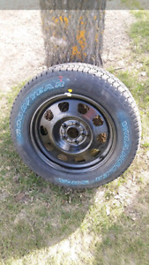 2008 Jeep Patriot Full Size Spare