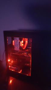 Powerful I7 gaming computer