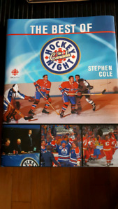 Hockey Night In Canada Book Hardcover