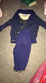 3-6 months tracksuit