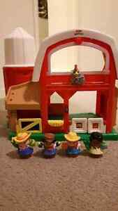 Fisher-Price Little People Farm Playset London Ontario image 3