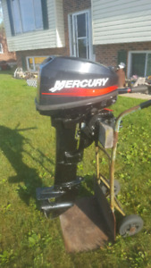Mercury 15 hp long shaft 2003