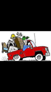 JUNK REMOVAL AND $75 LOADS TO DUMP & DELIVERIES
