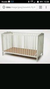 Crib/Toddler bed free