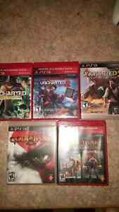 Ps3 games 40 for all