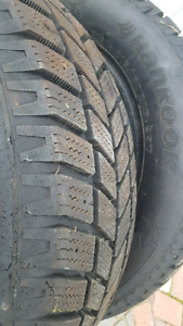 Winter tires 2