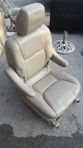 Leather seat for 2010 Toyota Sienna LE