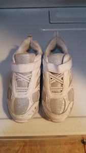 Size 1 sneakers