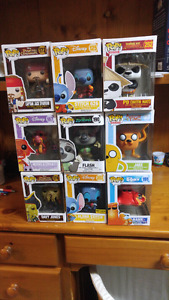 Disney pop funko lot