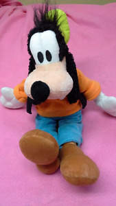 Disney's Goofy stuffed animal
