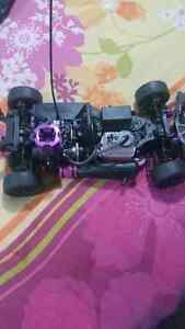 HPI RS4 Type SS drift car Cambridge Kitchener Area image 7