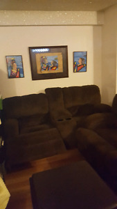*REDUCED* Couch and Loveseat combo