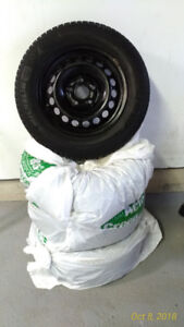 Winter Tires: Michelin X-ICE 3 - Full Set For Sale - 205/60 R16