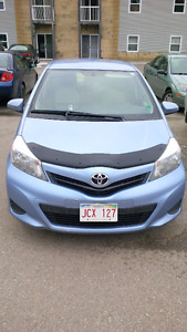 2012 Toyota Yaris LE 4A Hatchback- NEW PRICE