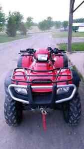 MINT ---Rubicon 500 -- GPS auto and manual transmission