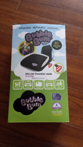 BubbleBum Inflatable (Portable) Booster Car Seat