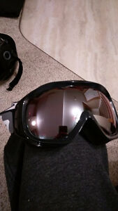 Bollé goggles with mirror lens in great condition