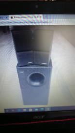 Bose accoustimass 5 speakers