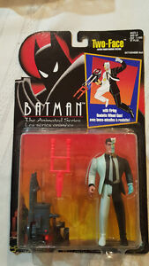 Batman Animated Series Figures Sealed on Card since 1993!!!!!