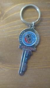 "Hockey Hall of Fame ""Key to the Hall"" Keychain"