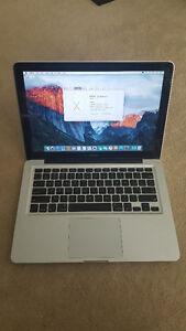 "Macbook A1278 13.3"" 2GHz Core2Duo 4GB DDR3, 120 Gb SSD"
