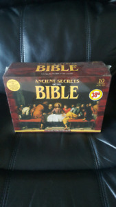 New Ancient Secrets of the Bible VHS Box Set