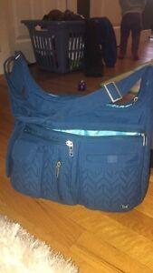 Lug bag/diaper bag