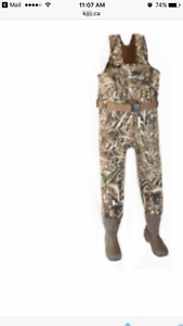Brand new in ghe bag woods wader size 42/43 boots (1000)bought f