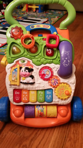 Vtech sit-to-stand Learning walker (English version)