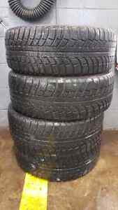 Gislaved Nordic frost 205/55/16 $80 winter tire West Island Greater Montréal image 1