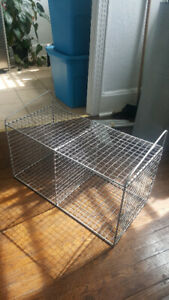 Two Wire Basket Shelves