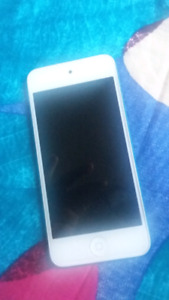 Ipod touch 5 (blue 32gb)