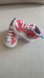 New Disney infant baby shoes 0-6 months