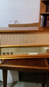 German Tube Radio