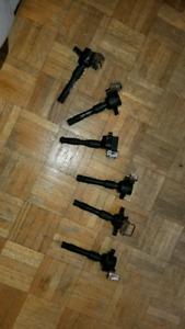 BMW 3 series  e46 coils
