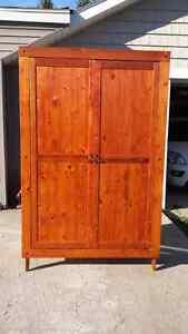 74 x 47 double door cabinet  Kingston Kingston Area image 1