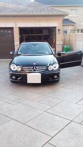 2009 Mercedes-Benz CLK-Class 350 AMG Coupe (2 door)