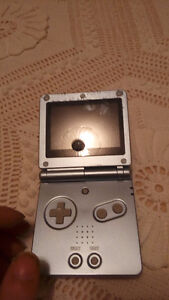 GameBoy Advanced SP Pearl Blue edition AGS 101 Sarnia Sarnia Area image 3